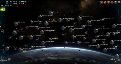 星盟冲突宇宙背景3