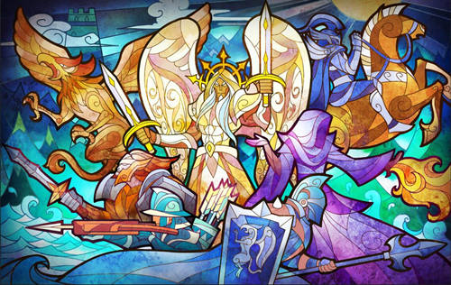 魔法门之英雄无敌战争纪元图片2