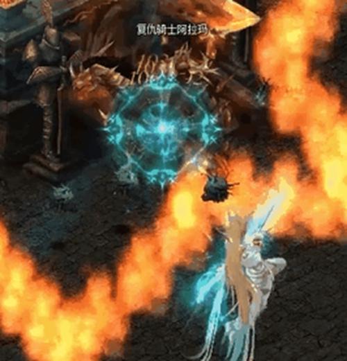 《魔域》老玩家体验新职业刚放一个技能他们就惊了