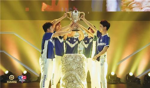 斗鱼签约战队eStarPro出征世冠赛